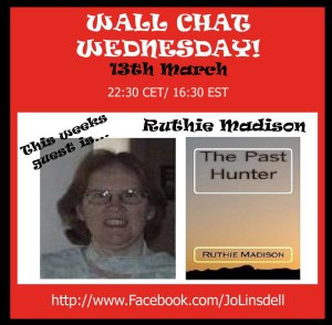 Join me on Wednesday for Wall Chat 13:pm pst