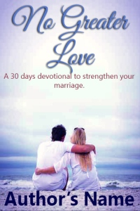 cover for marriage devotional